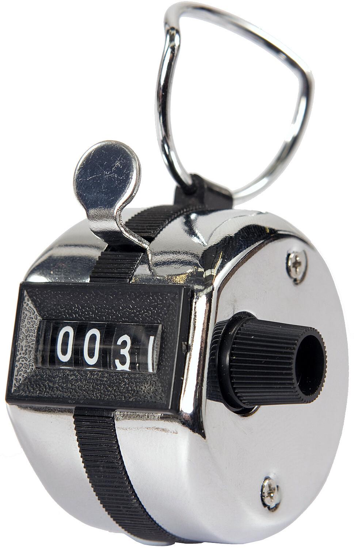 Hanmarigold Nouveau Compteur de Distance de Marche de podom/ètre de Marche /à /écran LCD num/érique Portable Mini Couleur Blanche de Haute qualit/é